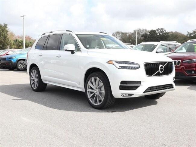 New 2019 Volvo XC90 T6 Momentum SUV For Sale/lease Sarasota, FL