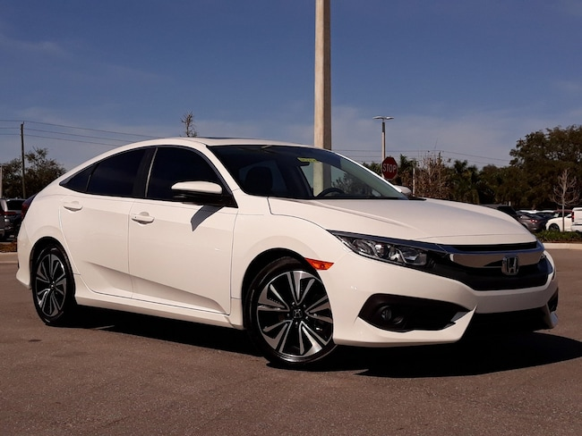 2016 Honda Civic Sedan EX-T CVT EX-T For Sale in Sarasota