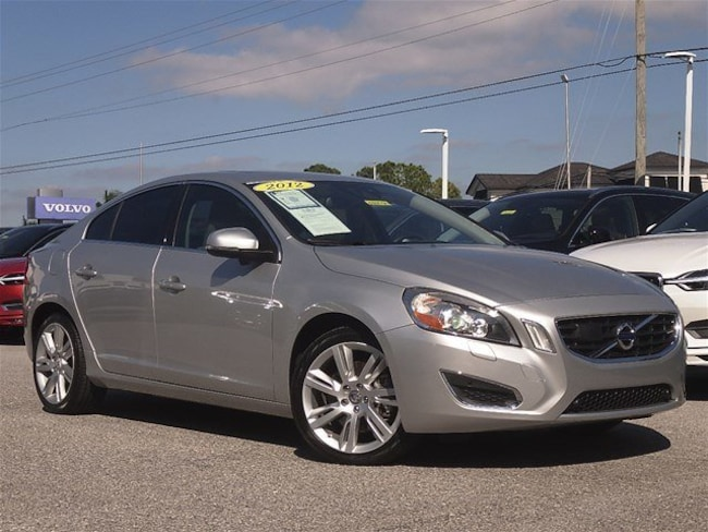 2012 Volvo S60 T5 For Sale in Sarasota