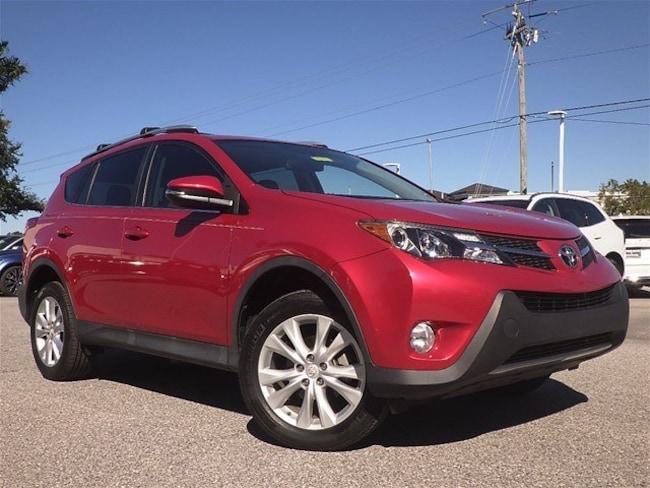 2015 Toyota RAV4 Limited FWD  Limited For Sale in Sarasota