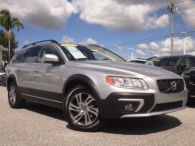 2015 Volvo XC70 T5 Drive-E Platinum Wagon For Sale in Sarasota