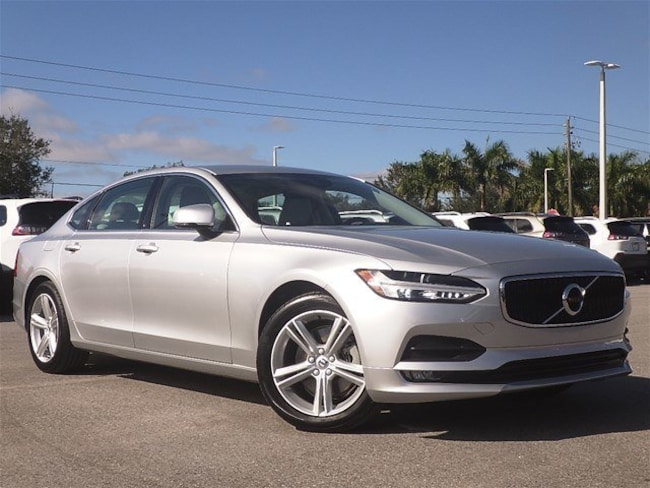 2018 Volvo S90 Momentum T5 AWD Momentum For Sale in Sarasota