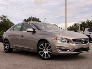 2016 Volvo S60 Inscription T5 Drive-E Premier Sedan