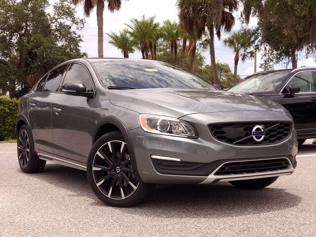 2018 Volvo S60 Cross Country T5 T5 AWD for sale in Sarasota, FL