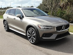 New 2020 Volvo V60 Cross Country T5 Wagon YV4102WKXL1038419 for sale in Sarasota, FL