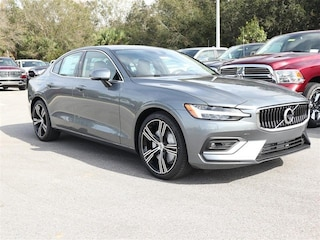 New 2019 Volvo S60 T5 Inscription Sedan 7JR102FL6KG003160 for sale in Sarasota, FL