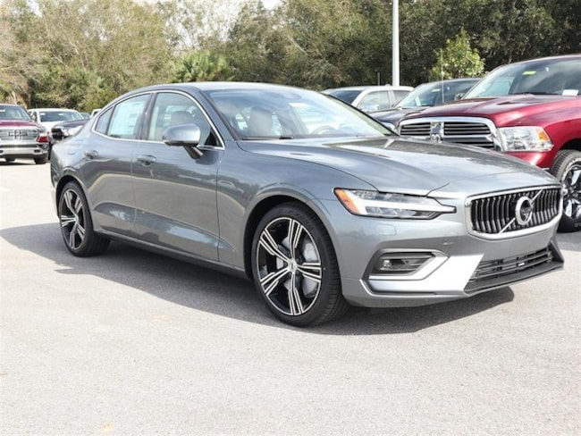 New 2019 Volvo S60 T5 Inscription Sedan For Sale/lease Sarasota, FL