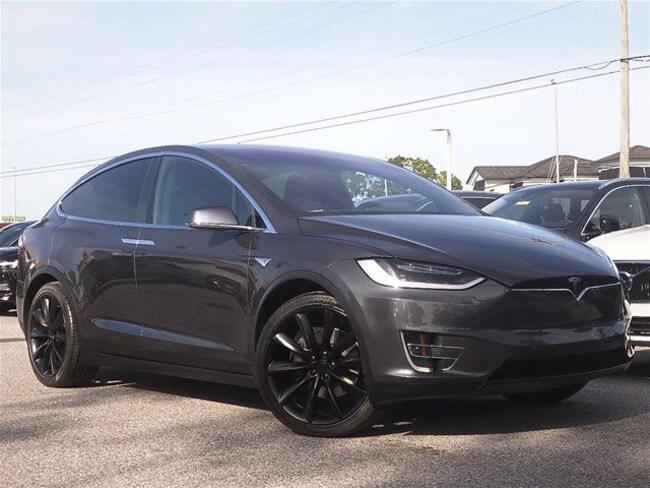 2016 Tesla Model X 75D AWD  7 For Sale in Sarasota
