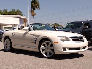 2005 Chrysler Crossfire Limited Roadster
