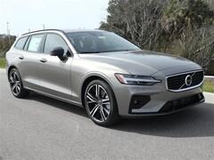 New 2020 Volvo V60 T5 R-Design Wagon YV1102EM9L2376792 for sale in Sarasota, FL