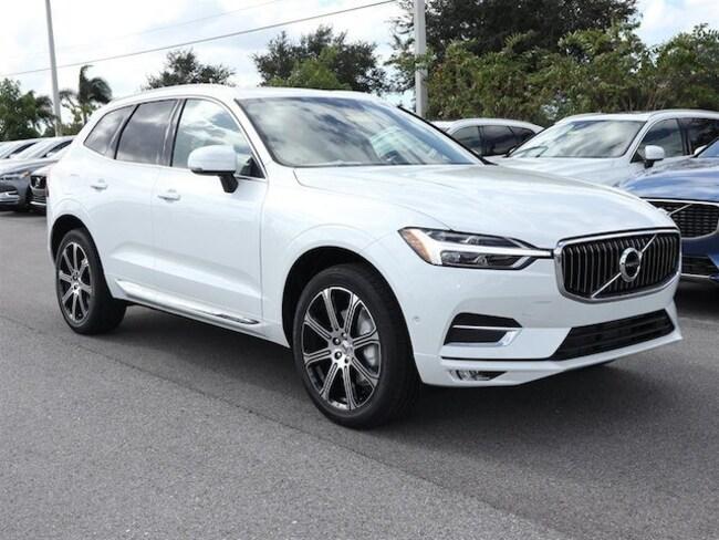 New 2019 Volvo XC60 T5 Inscription SUV For Sale/lease Sarasota, FL