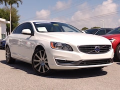 Pre-Owned 2017 Volvo S60 Inscription T5 FWD Inscription LYV402HK6HB154729 for sale in Sarasota, FL