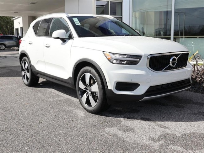 New 2019 Volvo XC40 T5 Momentum SUV For Sale/lease Sarasota, FL