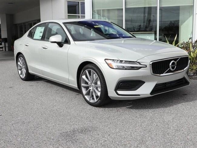 New 2019 Volvo S60 T5 Momentum Sedan For Sale/lease Sarasota, FL
