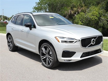 New 2020 Volvo Xc60 T5 R Design Suv For Sale Lease Sarasota Fl Vin Yv4102rm2l1415094