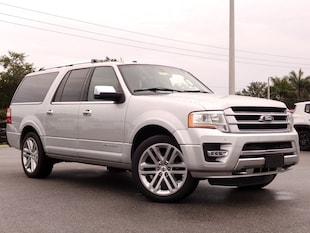2016 Ford Expedition EL Platinum 4WD  Platinum