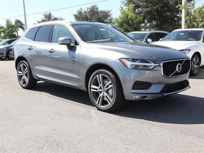 New 2019 Volvo XC60 T5 Momentum SUV For Sale/lease Sarasota, FL