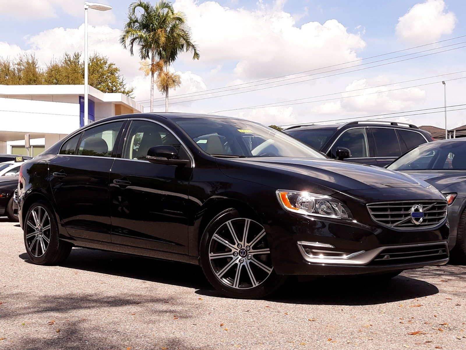 2016 Volvo S60 Inscription T5 Drive-E Premier Sedan for sale in Sarasota, FL