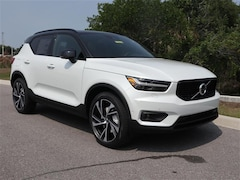 New 2020 Volvo XC40 T5 R-Design SUV YV4162UM8L2307658 for sale in Sarasota, FL