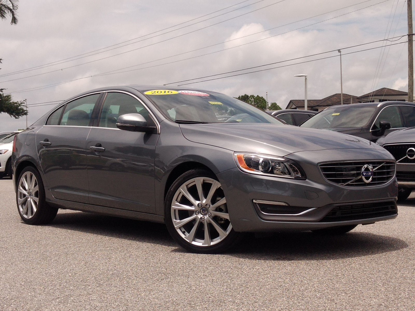 2016 Volvo S60 Inscription T5 Drive-E Platinum Sedan for sale in Sarasota, FL