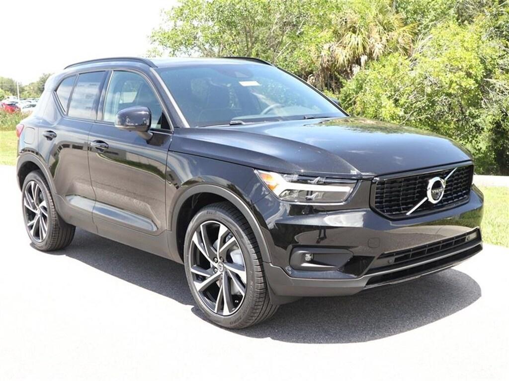 New 2020 Volvo Xc40 T4 R Design Suv For Sale Lease Sarasota Fl Vin Yv4ac2hm4l2171645