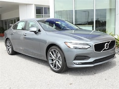 Pre-Owned 2019 Volvo S90 Momentum T5 FWD Momentum LVY102AK9KP111410 for sale in Sarasota, FL