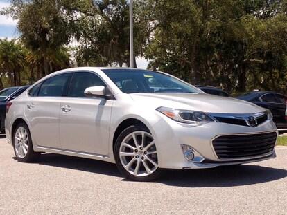Used 2013 Toyota Avalon Limited Sedan | Sarasota FL | Serving Palmetto VIN:  4T1BK1EBXDU048148
