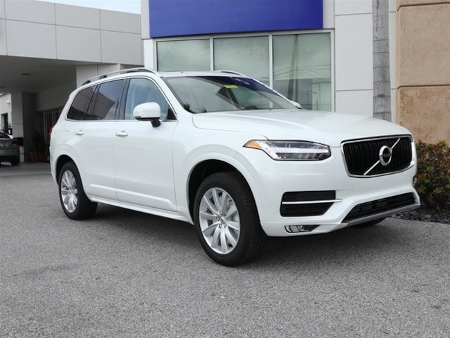 New 2019 Volvo XC90 T6 Momentum SUV For Sale/lease Sarasota, FL