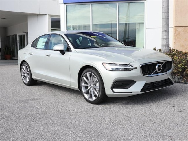 New 2019 Volvo S60 T5 Momentum Sedan For Sale/lease Sarasota, FL