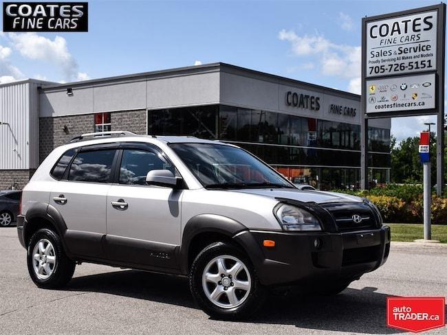 2005 Hyundai Tucson GL~New Rear Pads & Rotors~Clean Car Proof~ SUV