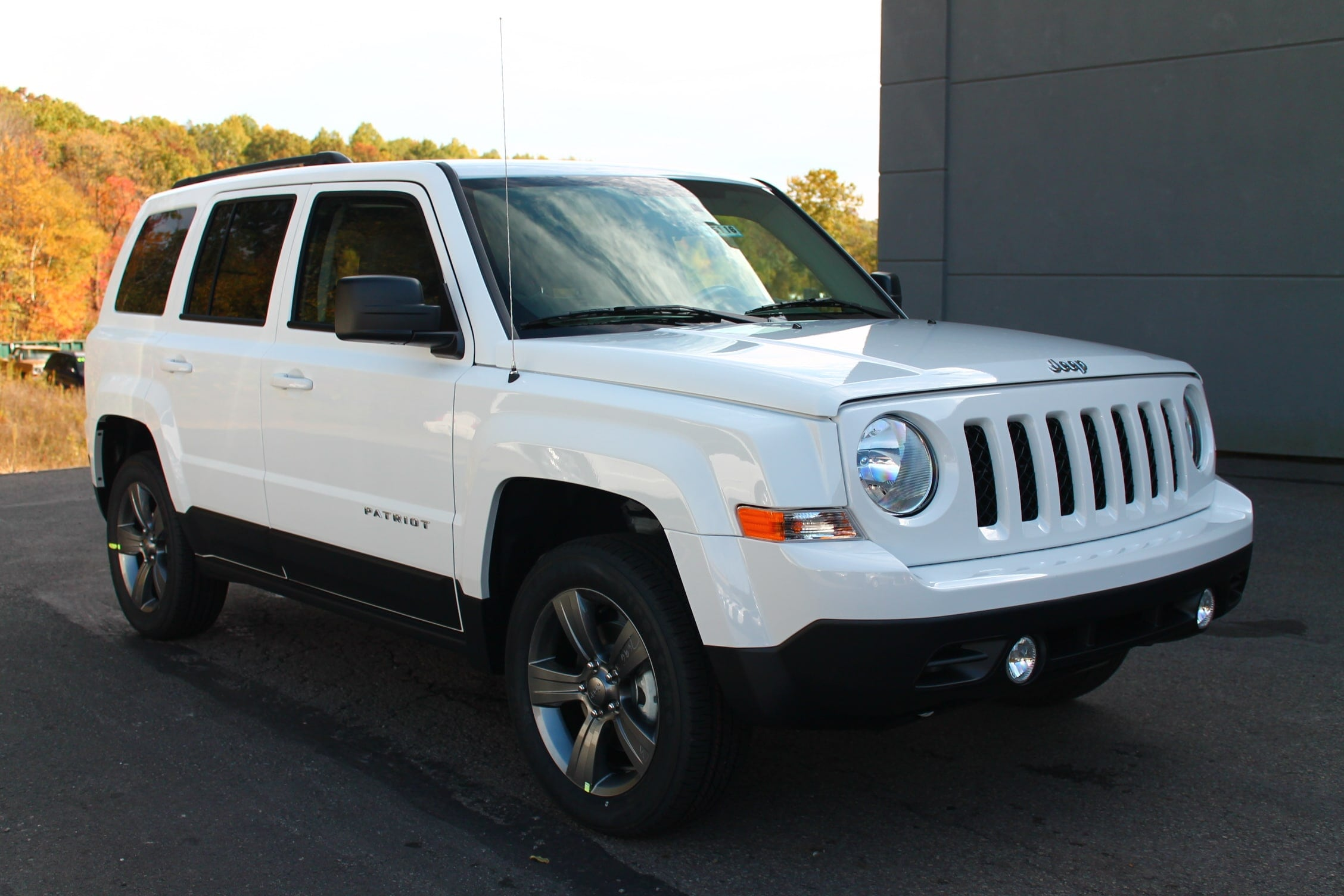2015 Jeep Patriot High Altitude SUV