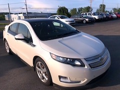 Used 2012 Chevrolet Volt Base Hatchback for sale in Cobleskill, NY