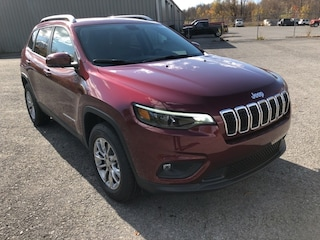 New 2020 Jeep Cherokee LATITUDE PLUS 4X4 Sport Utility for sale in Cobleskill, NY