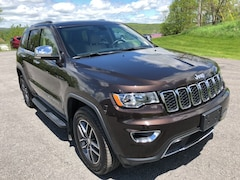Used 2017 Jeep Grand Cherokee Wagon for sale in Cobleskill, NY