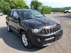 Used 2014 Jeep Compass Sport SUV for sale in Cobleskill, NY