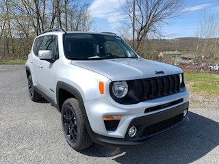 New 2020 Jeep Renegade ALTITUDE 4X4 Sport Utility for sale in Cobleskill, NY