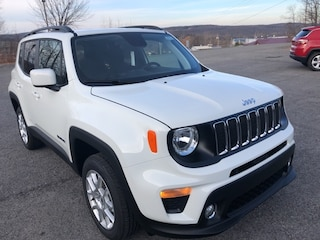 New 2020 Jeep Renegade LATITUDE 4X4 Sport Utility for sale in Cobleskill, NY