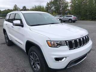 New 2020 Jeep Grand Cherokee LIMITED 4X4 Sport Utility for sale in Cobleskill, NY