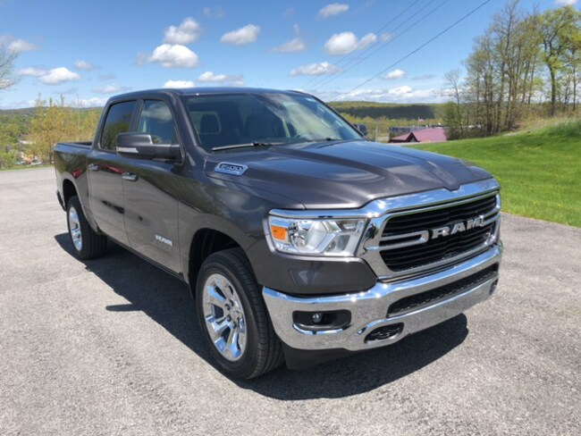 New 2019 Ram 1500 BIG HORN / LONE STAR CREW CAB 4X4 5'7 BOX Crew Cab for sale in Cobleskill, NY