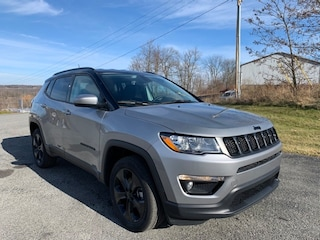 New 2020 Jeep Compass ALTITUDE 4X4 Sport Utility for sale in Cobleskill, NY