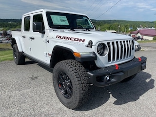New 2020 Jeep Gladiator Rubicon Truck for sale in Cobleskill, NY