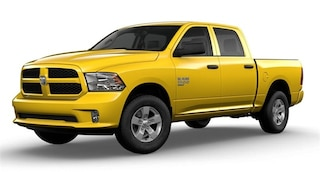 New 2019 Ram 1500 Classic EXPRESS CREW CAB 4X4 5'7 BOX Crew Cab for sale in Cobleskill, NY