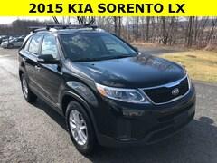 Used 2015 Kia Sorento LX SUV for sale in Cobleskill, NY