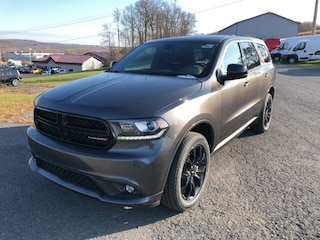 New 2019 Dodge Durango SXT PLUS AWD Sport Utility for sale in Cobleskill, NY