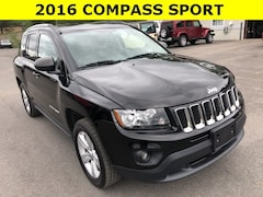 Used 2016 Jeep Compass Sport SUV for sale in Cobleskill, NY