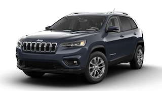 New 2021 Jeep Cherokee LATITUDE LUX 4X4 Sport Utility for sale in Cobleskill, NY