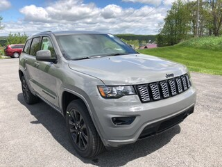 New 2019 Jeep Grand Cherokee ALTITUDE 4X4 Sport Utility for sale in Cobleskill, NY