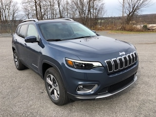 New 2020 Jeep Cherokee LIMITED 4X4 Sport Utility for sale in Cobleskill, NY