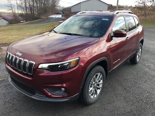 New 2019 Jeep Cherokee LATITUDE PLUS 4X4 Sport Utility for sale in Cobleskill, NY