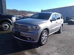 Used 2017 Dodge Durango Citadel SUV for sale in Cobleskill, NY
